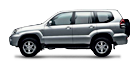 Land Cruiser Prado GRJ 120 2002-2009